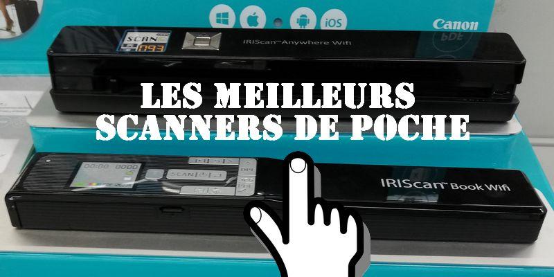 prix scanner de poche